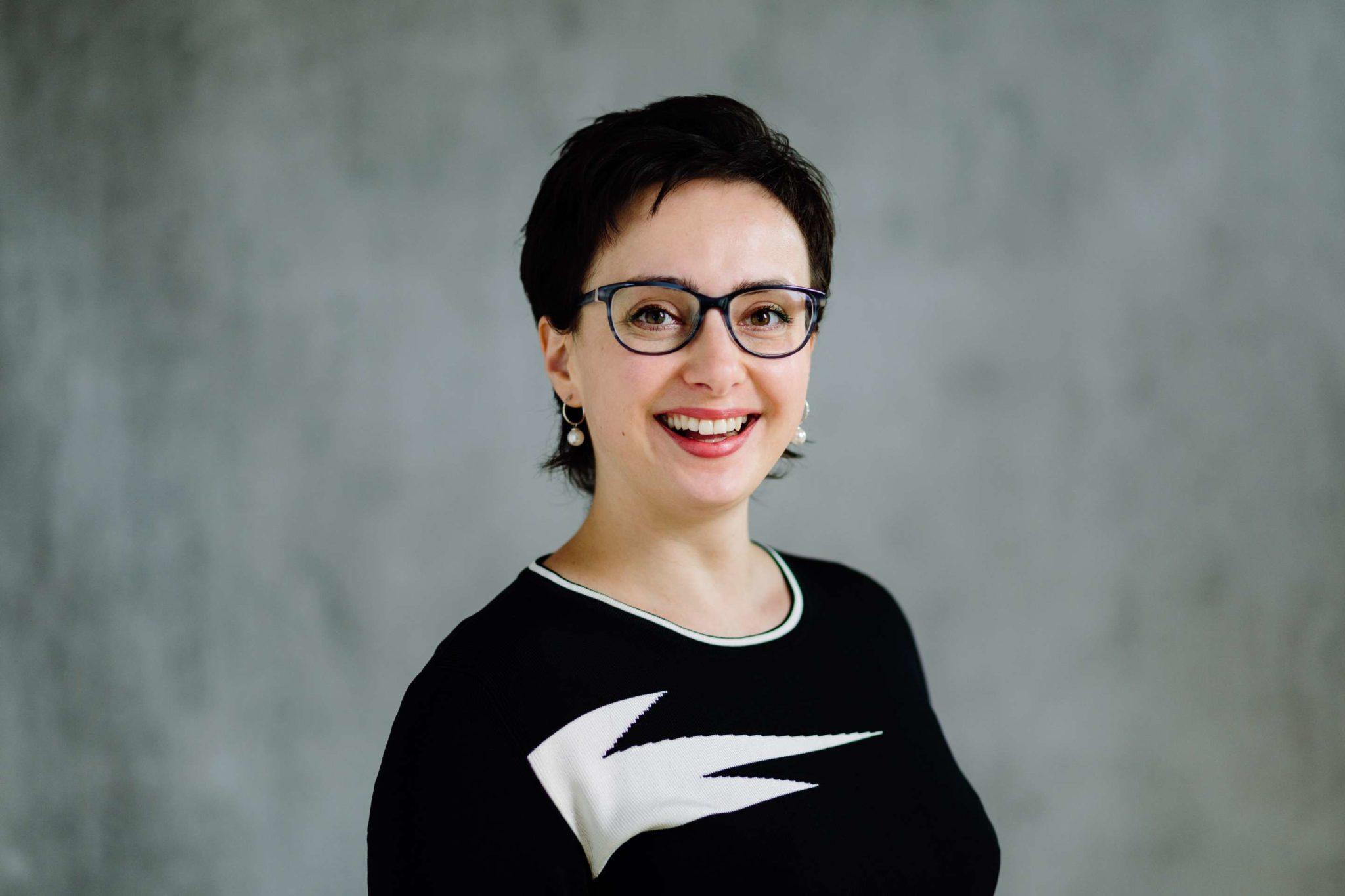 Irina Ploechinger Gründerin von Stratval Communications