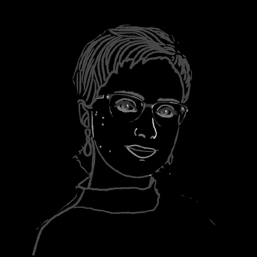 Irina Plöchinger Portrait